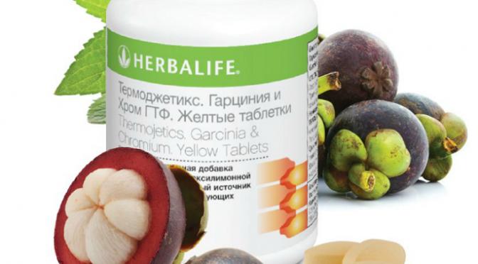 Желтые таблетки Термоджетикс Гербалайф –  контроль аппетита и тяги к сладкому!