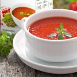 Томатный суп с базиликом от Гербалайф – ваш низкокалорийный, полезный белковый перекус!